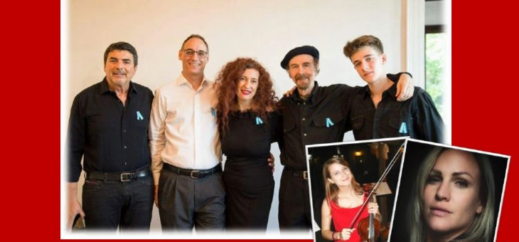 "20° Padova Tango Festival 2019 ""En Vivo"" – 21 giugno 2019 ore 21.00 – Spettacolo ""Tango y algo mas"""