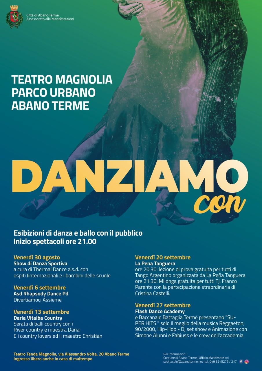 La Peña Tanguera di Dania Maniero Tango Argentino