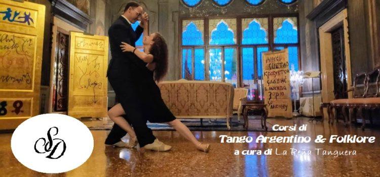 Corsi di Tango Argentino – Lezione di prova – Mercoledì 11 settembre e 25 settembre ore 20:30