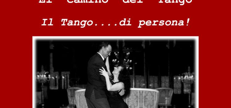 "Sesion Musical ""El camino del Tango"" – 5 ottobre 2019 ore 21.00"