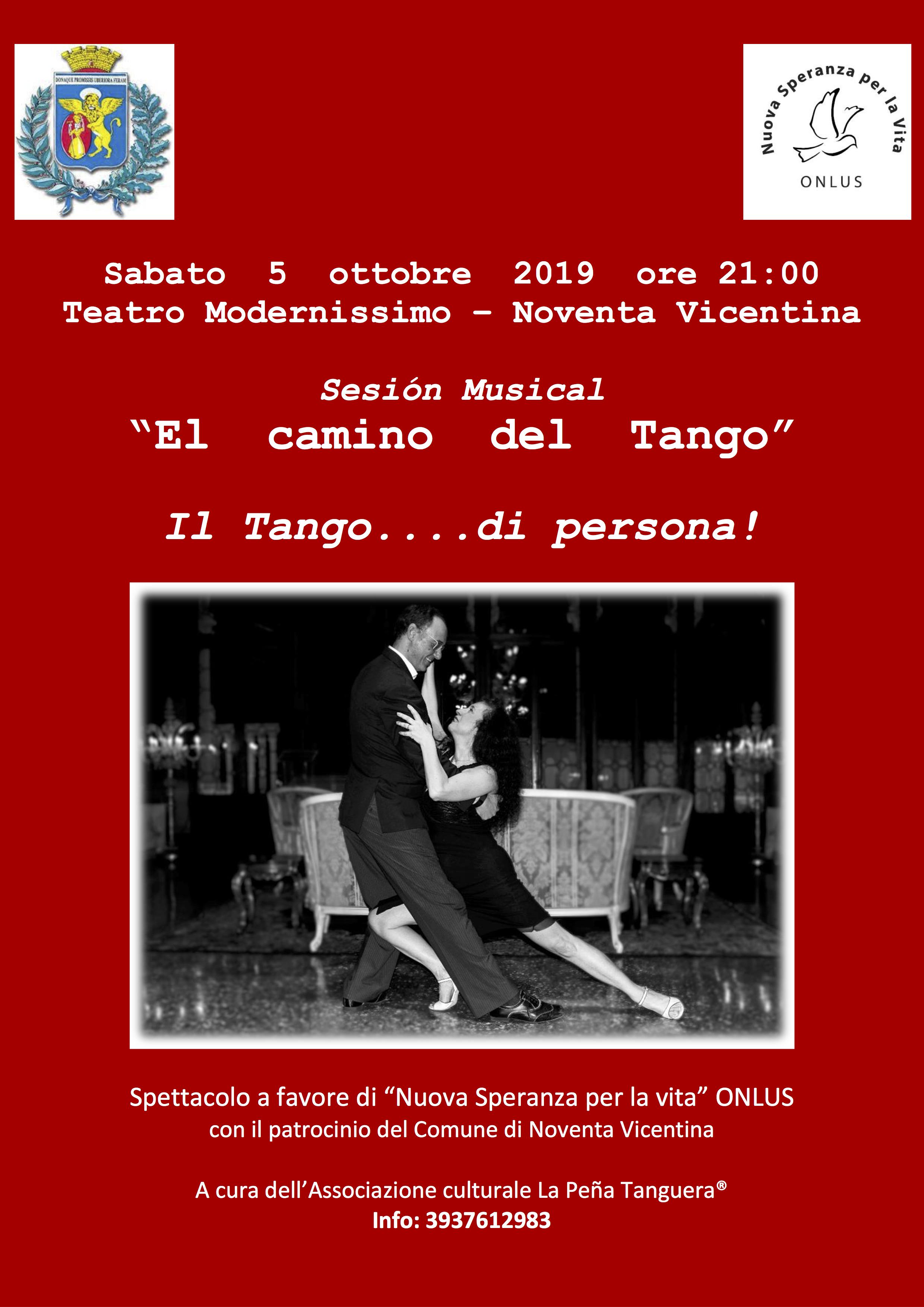 """Sesion Musical \""""El camino del Tango\"""""""