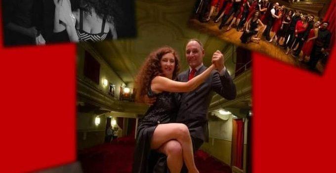 Presentazione corsi di Tango Argentino