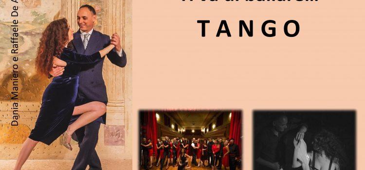 Presentazione corsi Tango Argentino 15 settembre 2021