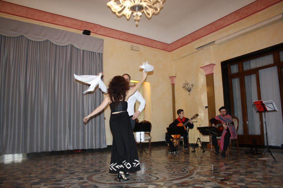 Tango y algo mas.. Circolo Ufficiali Palazzo Zacco