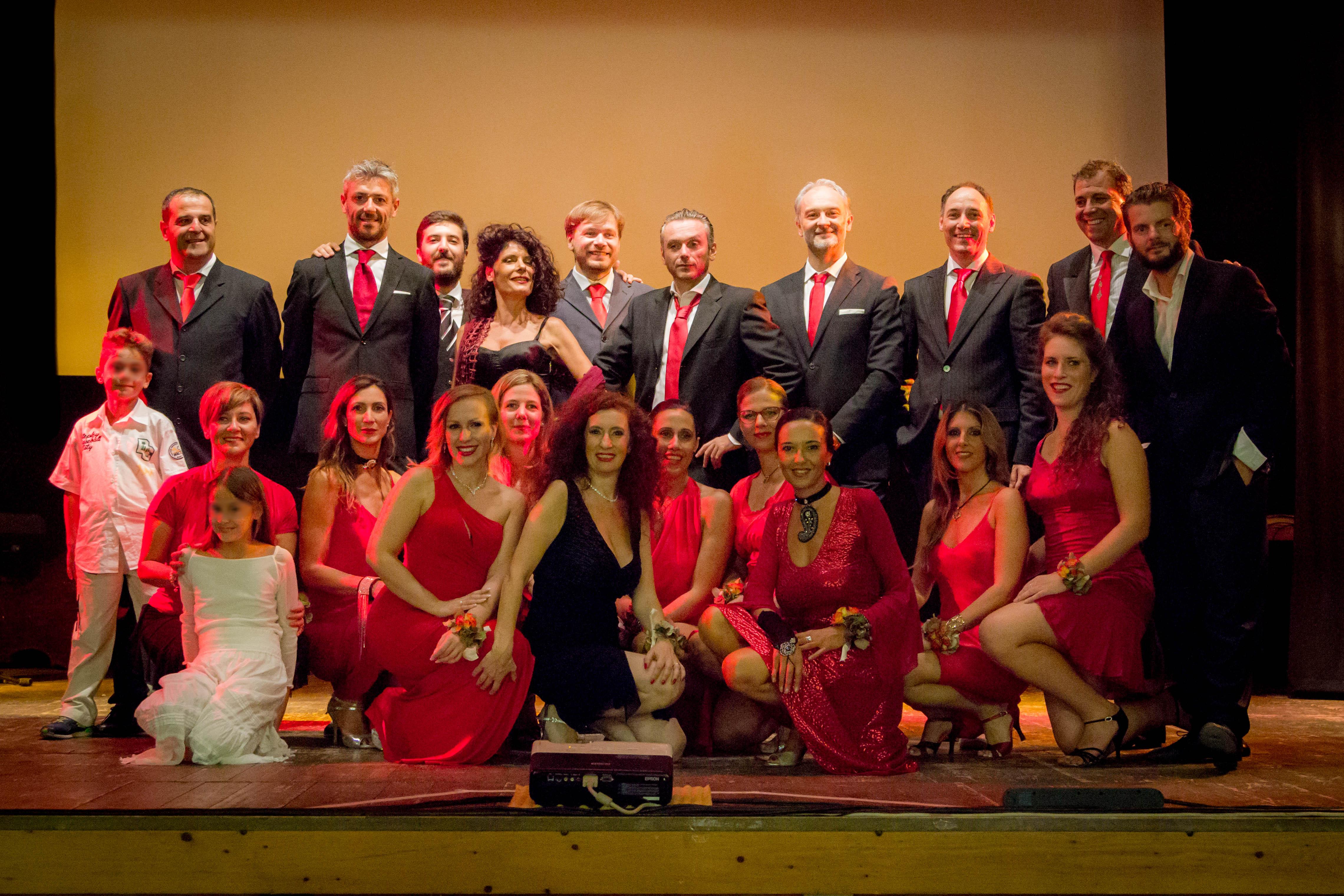 Sesion Musical El Camino del Tango