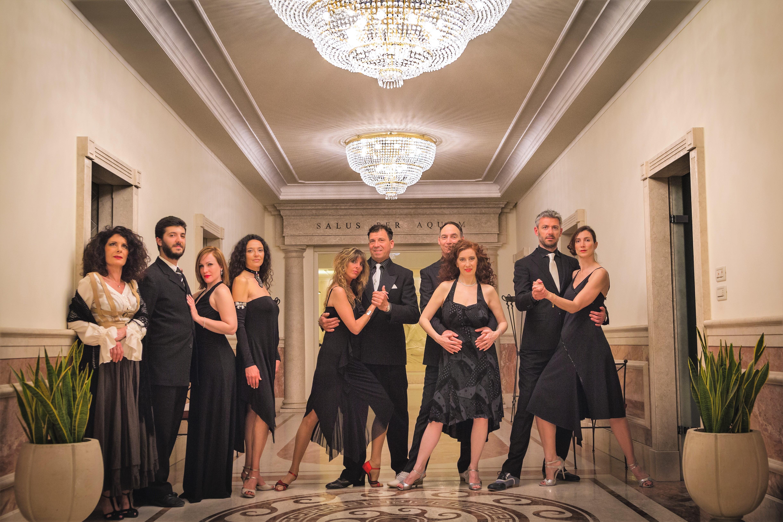 I 5 Sensi del Tango