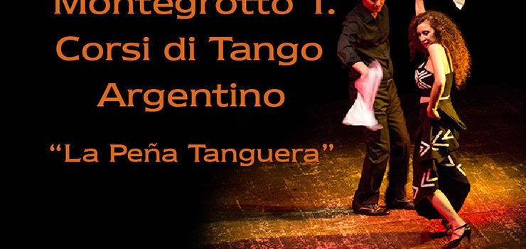 Corsi di Tango Argentino e Lezione di prova GRATUITA – 15 e 20 settembre 2017