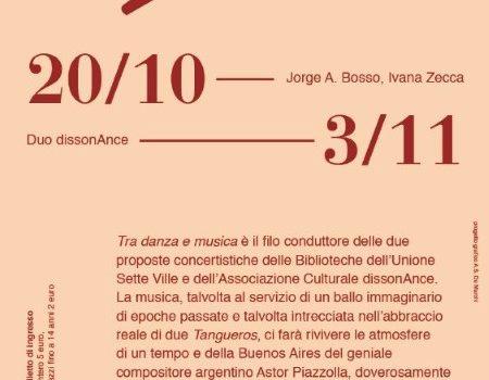 Tra danza e musica – Fragrancia de Tango